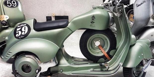 The Pre-1950s Vespa