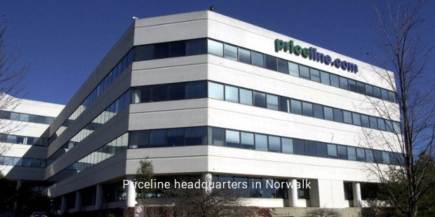 priceline headquarters in norwalk