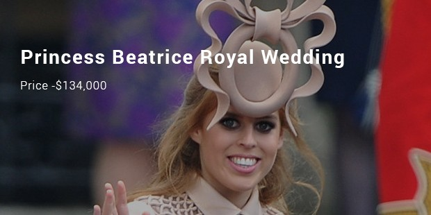 princess beatrice royal wedding