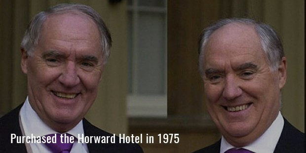 purchased the Horward Hotel in 1975