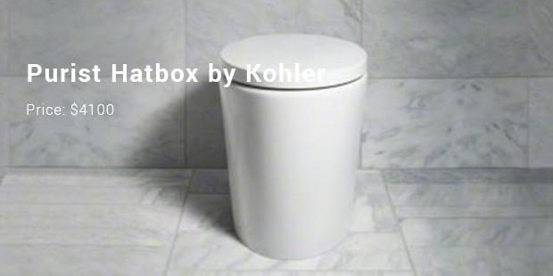 purist hatbox by kohler