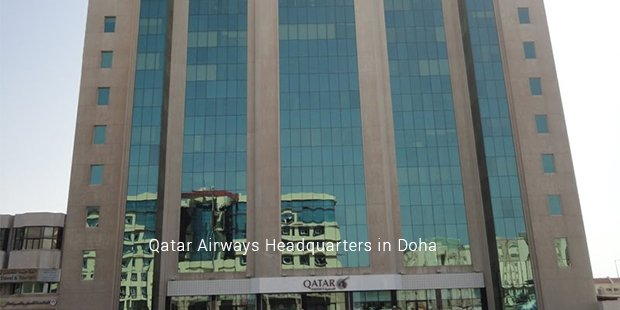 qatar airways headquarters in doha