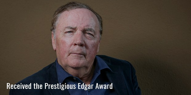 Received the Prestigious Edgar Award