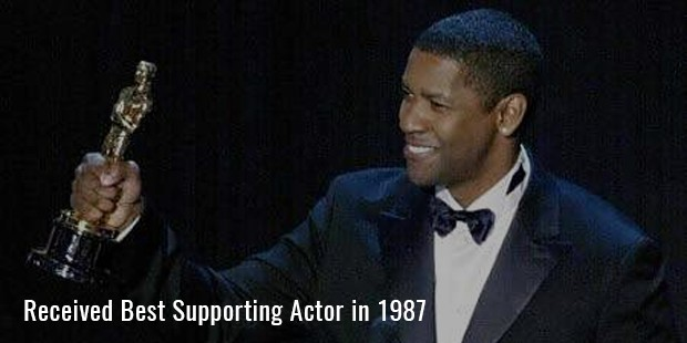Received Best Supporting Actor in 1987