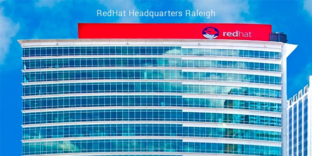 redhat headquarters raleigh