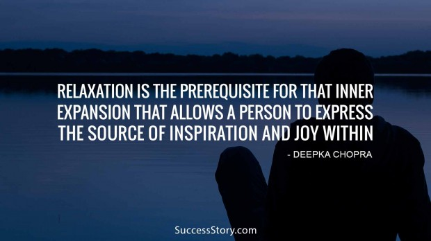 32 Life Changing Quotes Inspired By Deepak Chopra Successstory