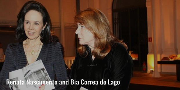 renata nascimento and bia correa do lago