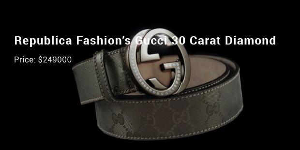 republica fashion's gucci 30 carat diamond