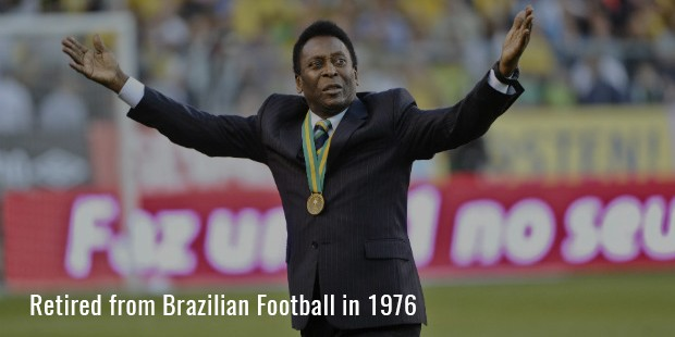 retired from brazilian football in 1976