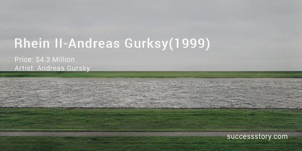 rhein ii andreas gurksy(1999)