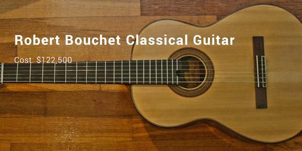 robert bouchet classical guitar