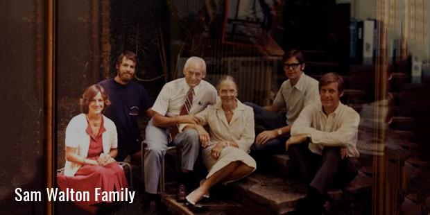 sam walton family 2
