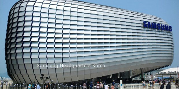 samsung headquarters korea
