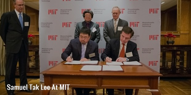 samuel tak lee at mit