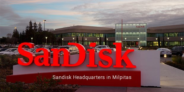 sandisk headquarters in milpitas