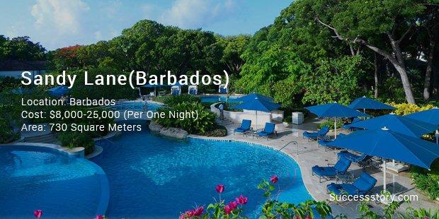 Sandy Lane(Barbados)