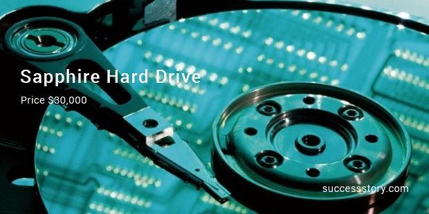 sapphire hard drive