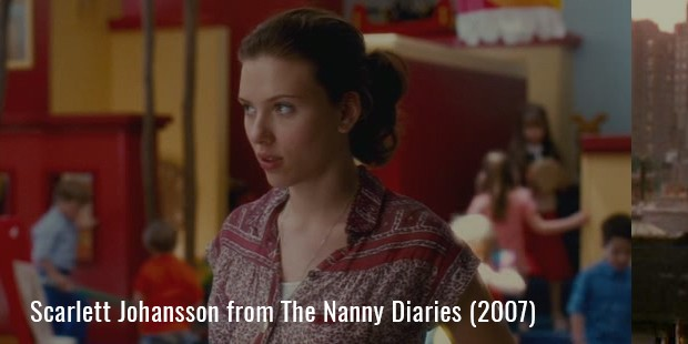 Scarlett Johansson from The Nanny Diaries (2007)