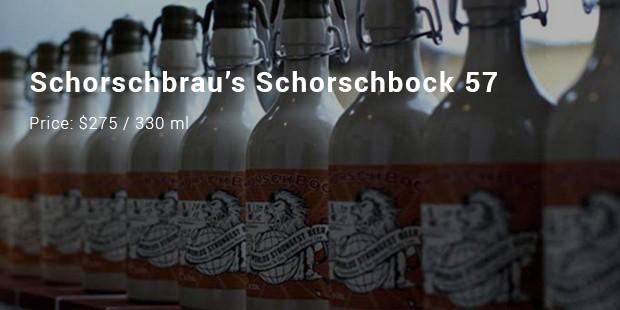 schorschbrau's schorschbock 57