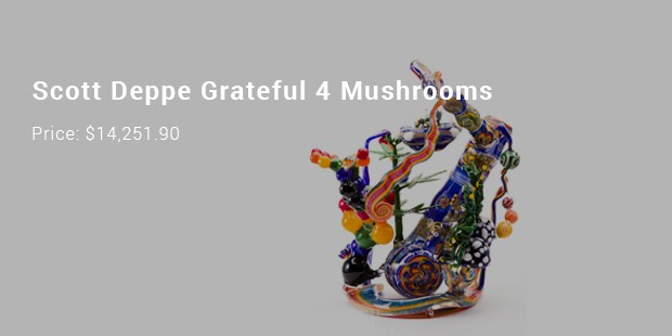 scott deppe grateful 4 mushrooms