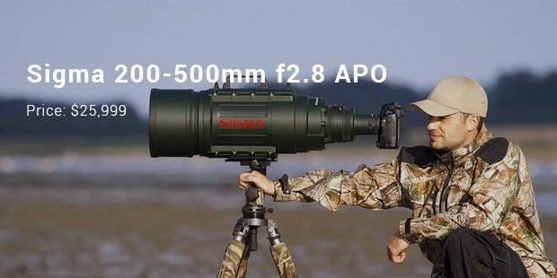 sigma 200 500mm f2