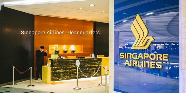 singapore airlines headquarters