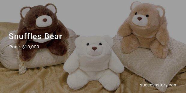 snuffles bear
