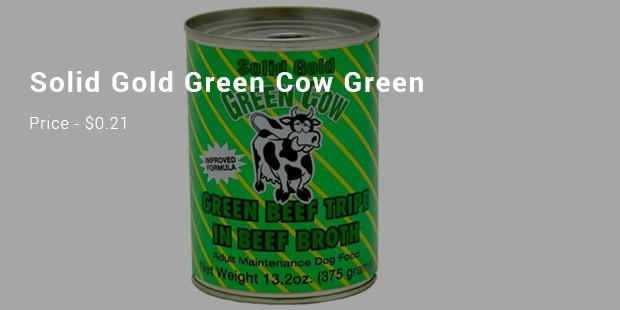 solid gold green cow green