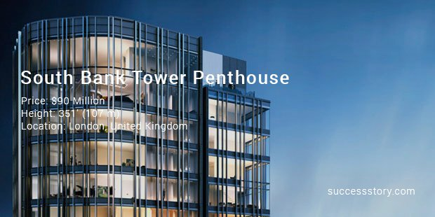 south bank tower penthouse