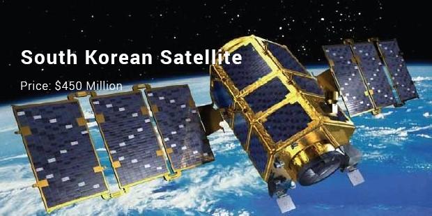 south korean satellite