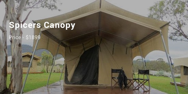spicers canopy