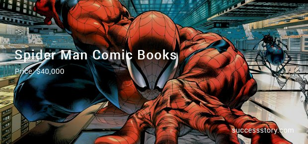 spider man comic books