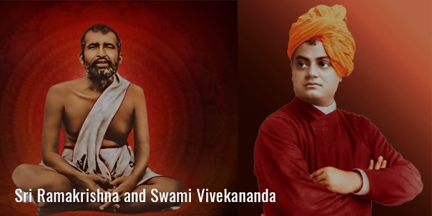 sri ramakrishna and swami vivekananda