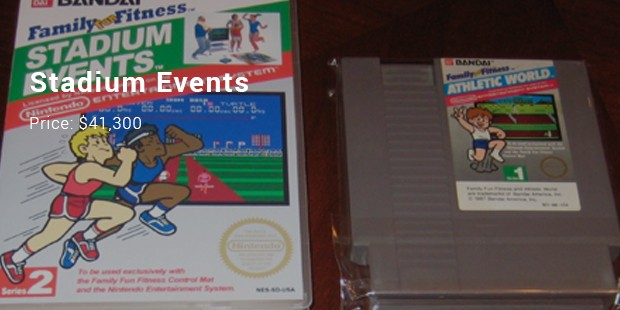 8 Most Expensive/ Priced NES Games List | SuccessStory