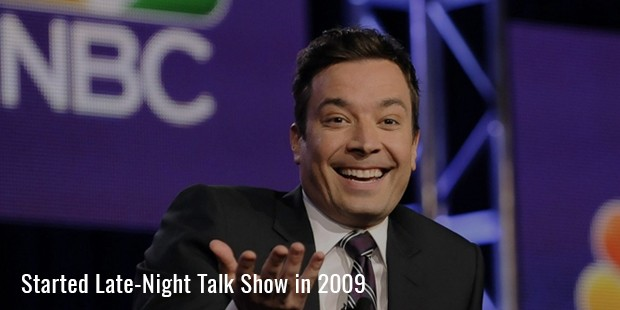 Started Late-Night Talk Show in 2009