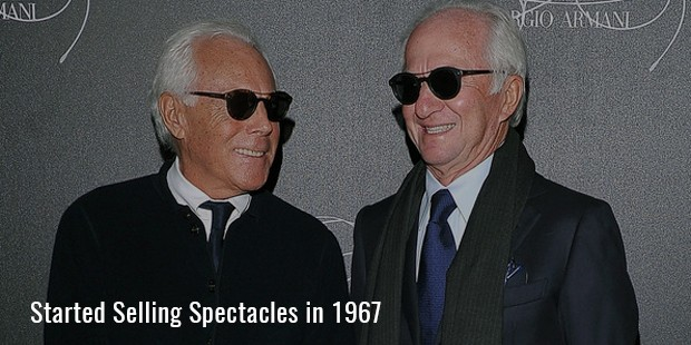 Started Selling Spectacles in 1967
