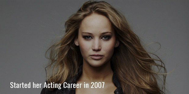 Started her Acting Career in 2007