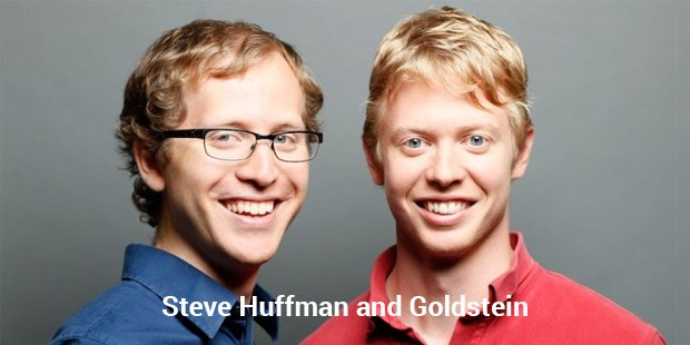 steve huffman and goldstein