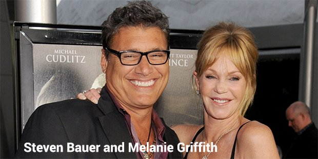 steven bauer and melanie griffith