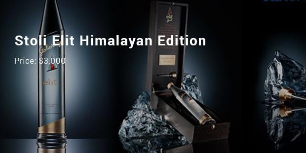 stoli elit himalayan edition