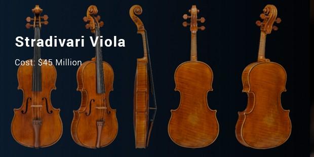 stradivari viola
