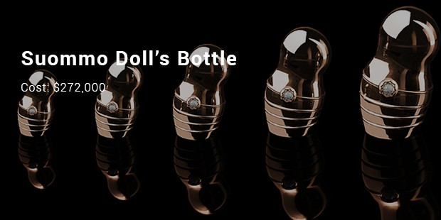 suommo doll's bottle