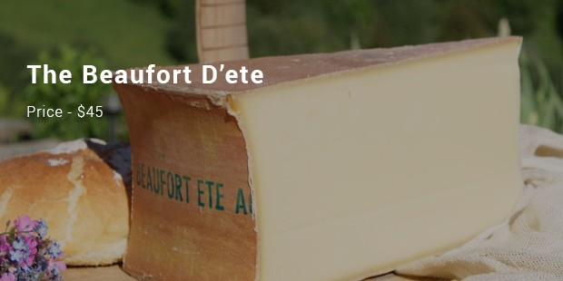 the beaufort d'ete