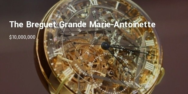 the breguet grande marie antoinette