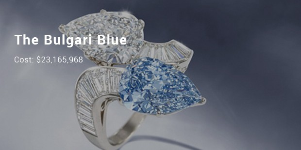 the bulgari blue