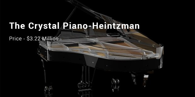 the crystal piano heintzman