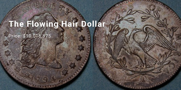 The Flowing Hair Dollar