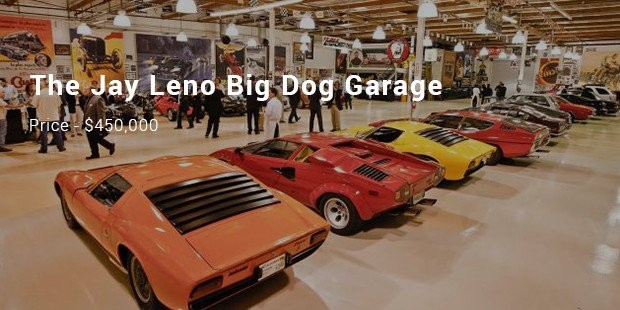the jay leno big dog garage
