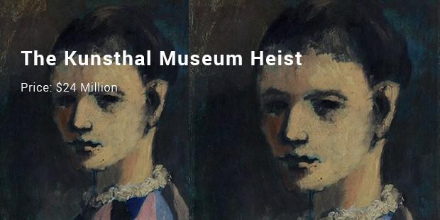 the kunsthal museum heist