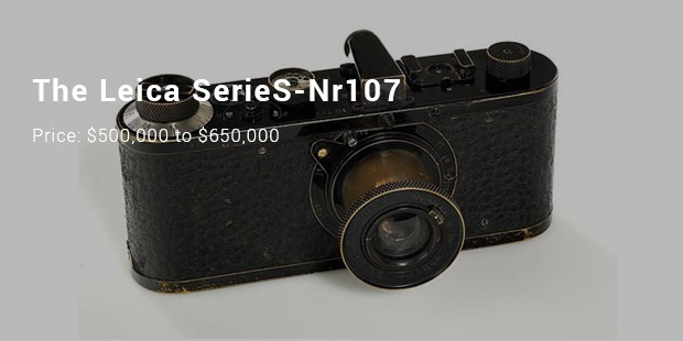 the leica series nr107